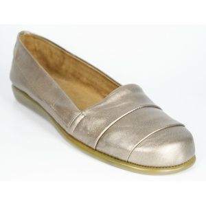 Aerosoles Women's Bronze Gold Flats NEW